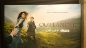 Huge Outlander Key Art poster wall