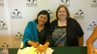 My moment with Diana!