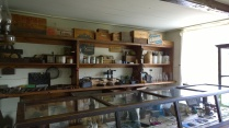 Inside the General Store