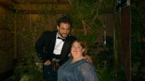 Can I pass up a pic with a man in a kilt?