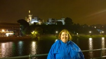 Me in the rain!