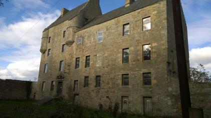 Midhope Castle aka Lallybroch
