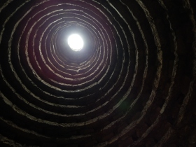 Inside of dovecot